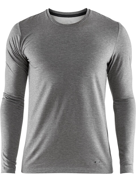Craft Essential Warm Miehet Pitkähihainen paita , harmaa